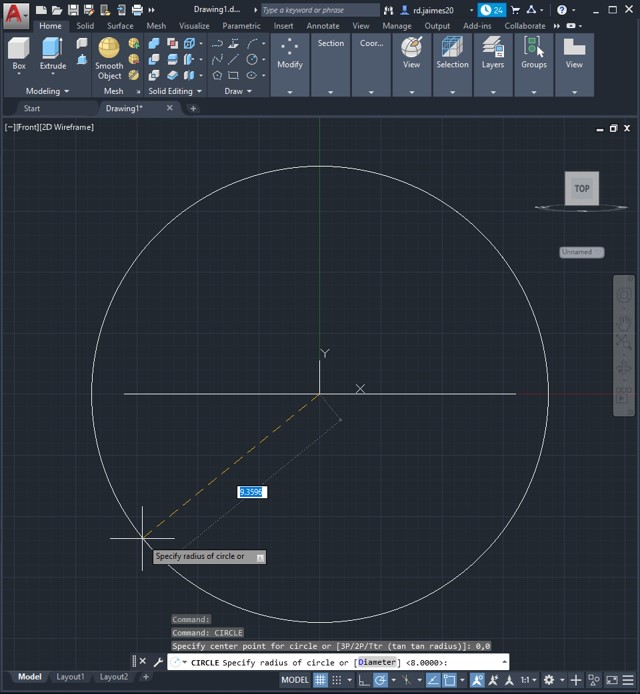 autocad step by step tutorial