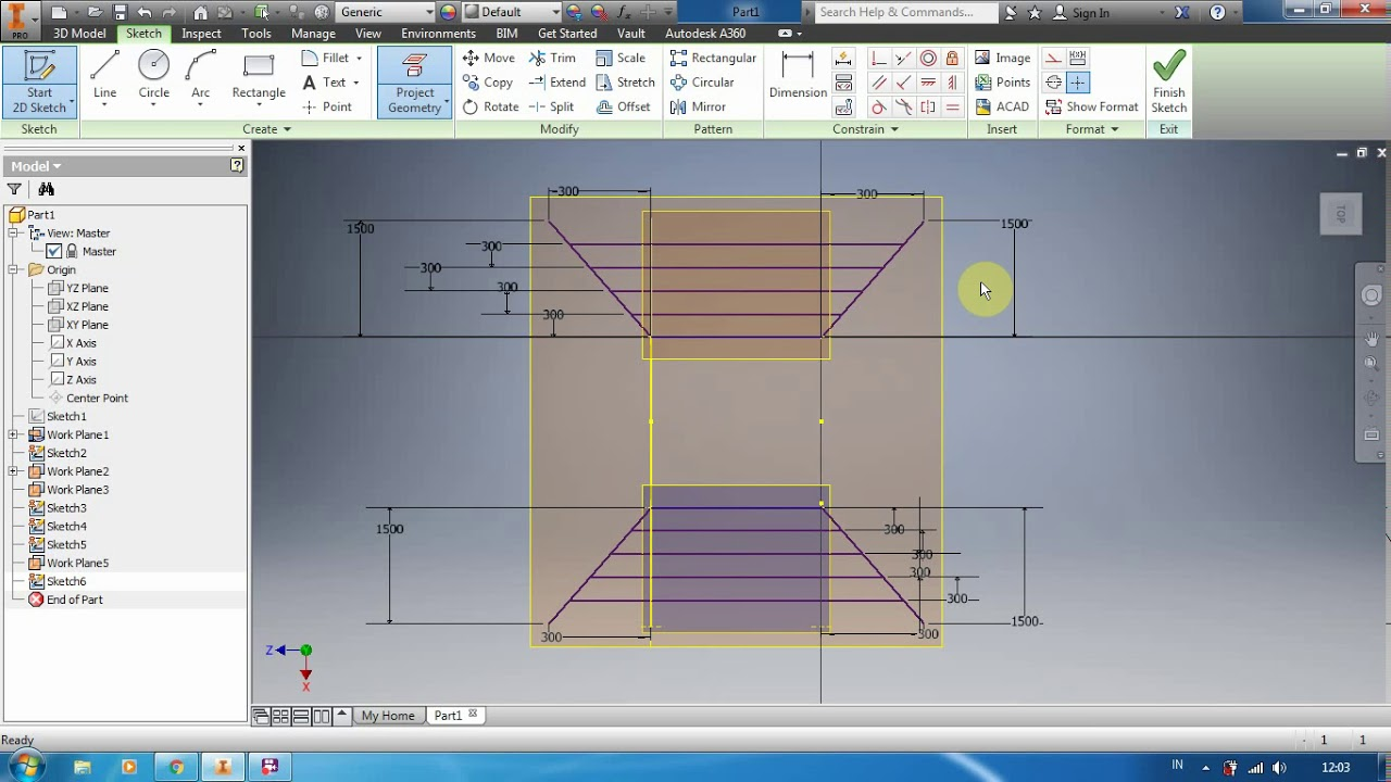autodesk inventor tutorial youtube