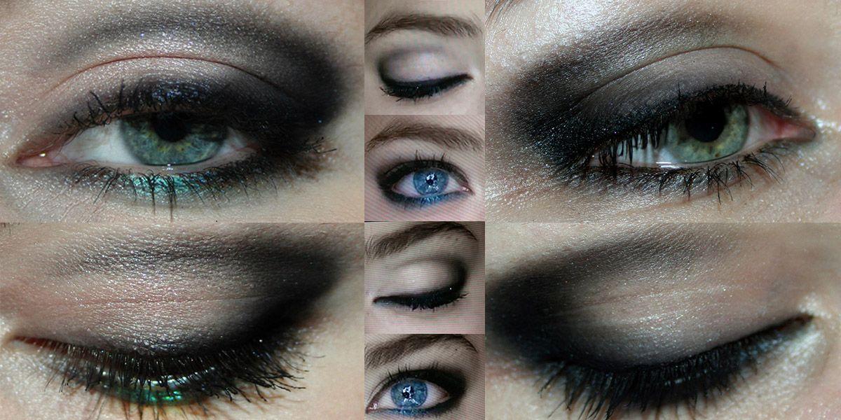 make up eyes tutorial