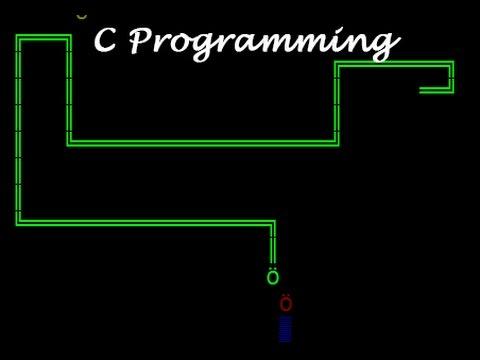 c++ snake game tutorial