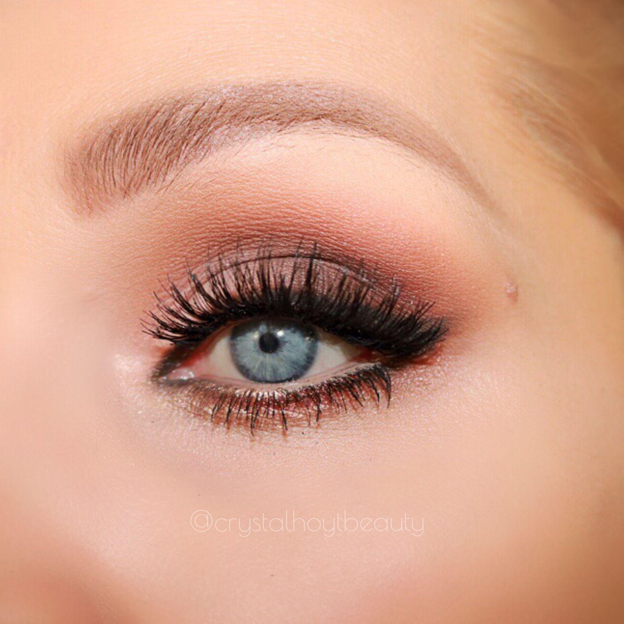 too faced eye makeup tutorial