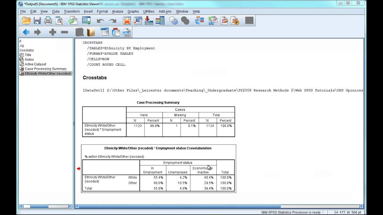spss tutorial video free download
