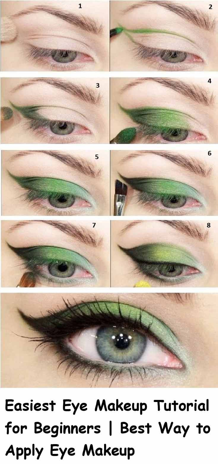 neutral matte eyeshadow tutorial