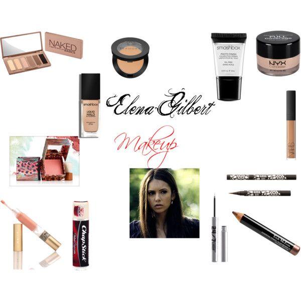 katherine pierce makeup tutorial