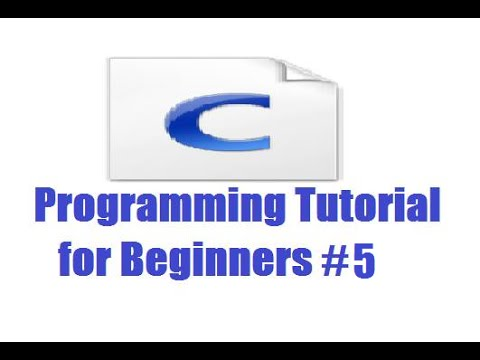 basic programming tutorial for beginners