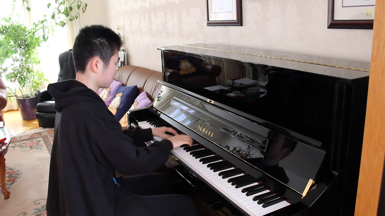 magic rude piano tutorial