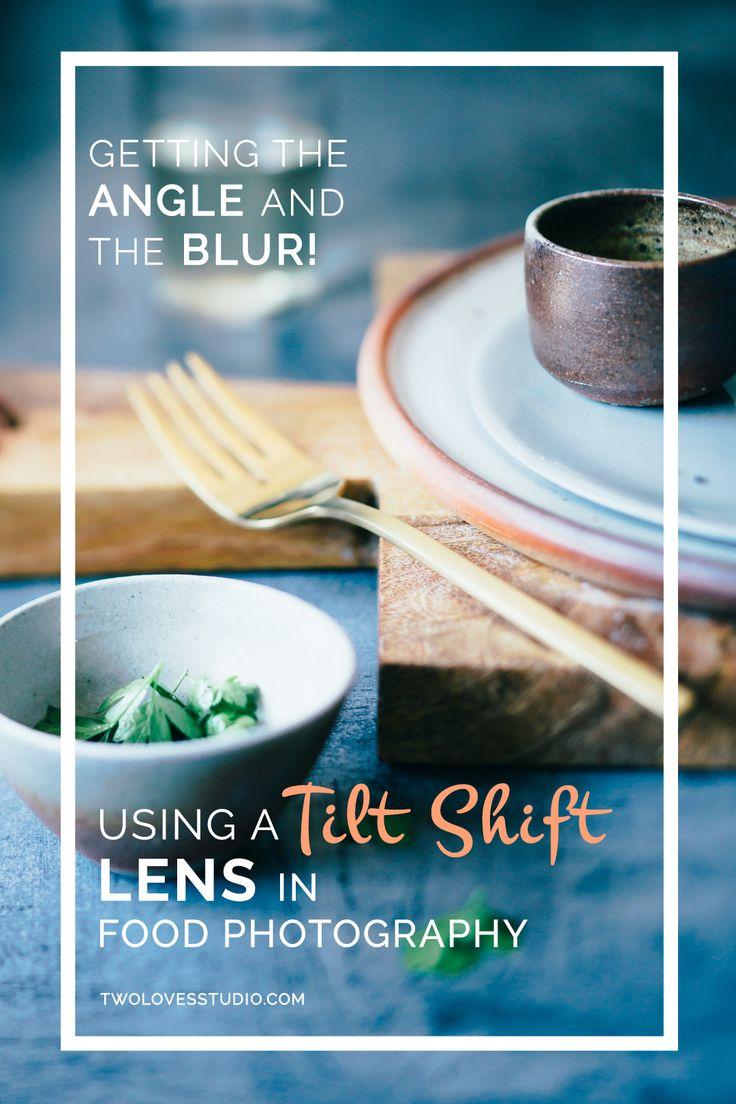 tilt shift lens tutorial