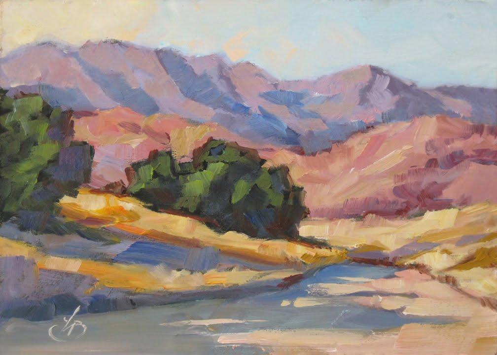 plein air oil painting tutorial