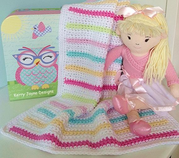 beginner crochet blanket tutorial
