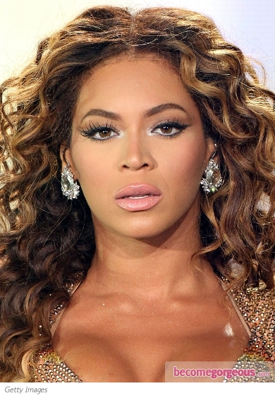 beyonce eye makeup tutorial