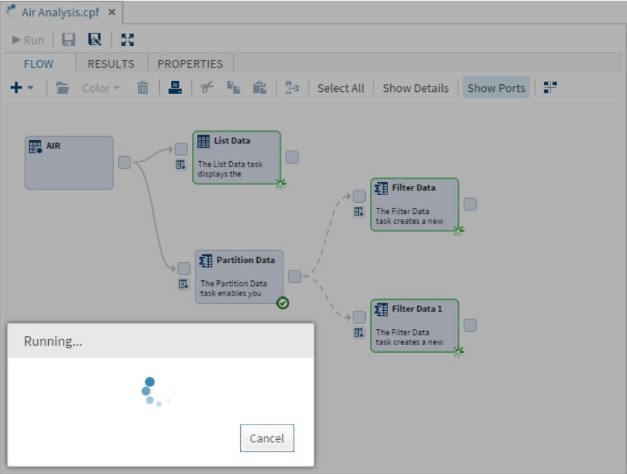 sas process flow tutorial