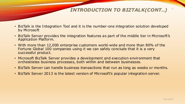 biztalk tutorial for beginners videos