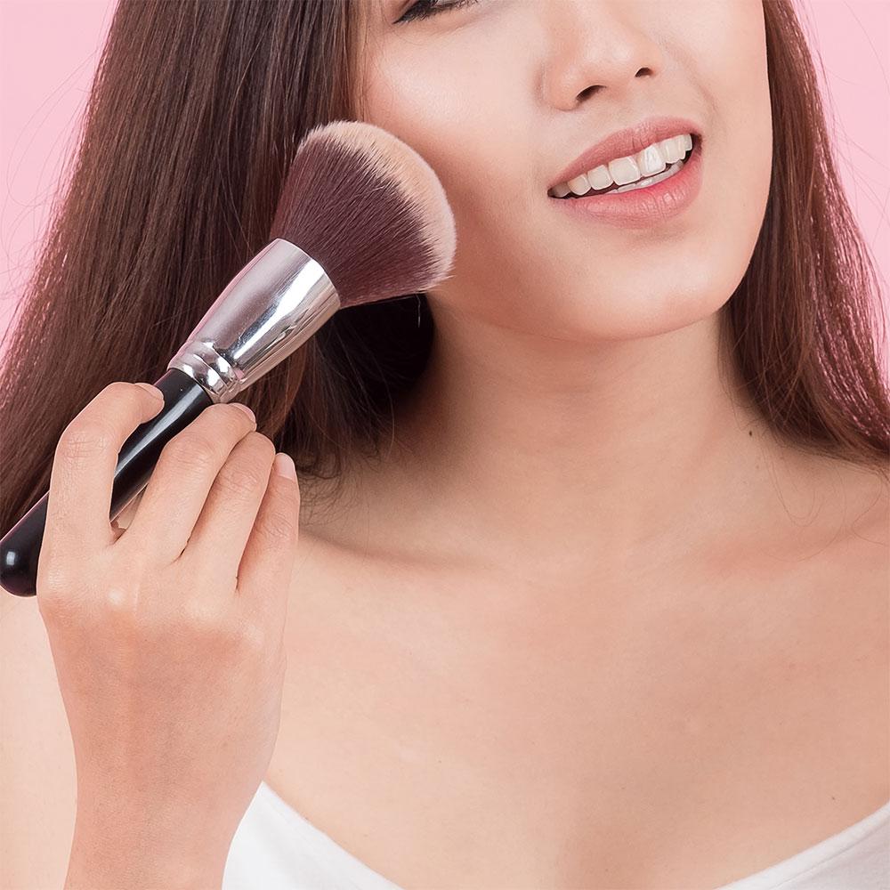 blush and bronzer tutorial