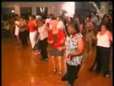 electric slide line dance tutorial