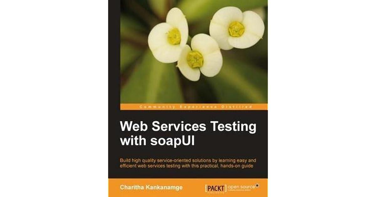 soapui web service testing tutorial pdf