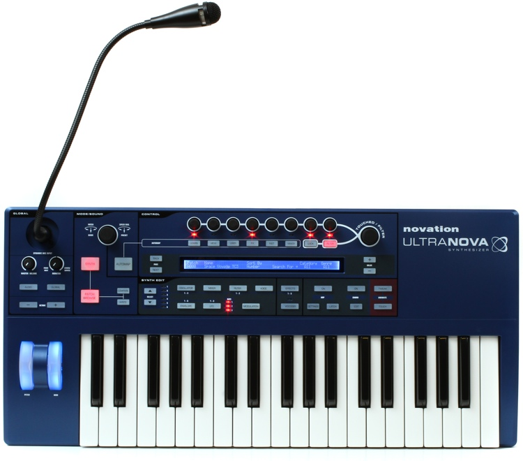 novation ultranova vocoder tutorial