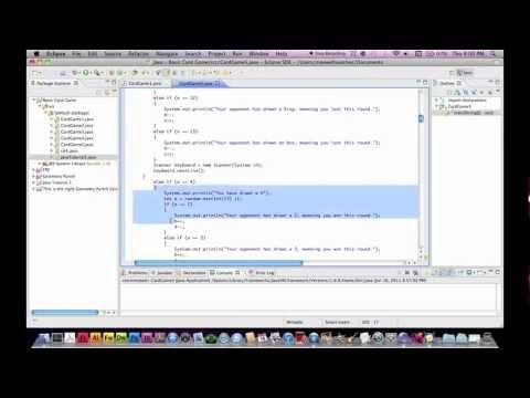 java step by step tutorial