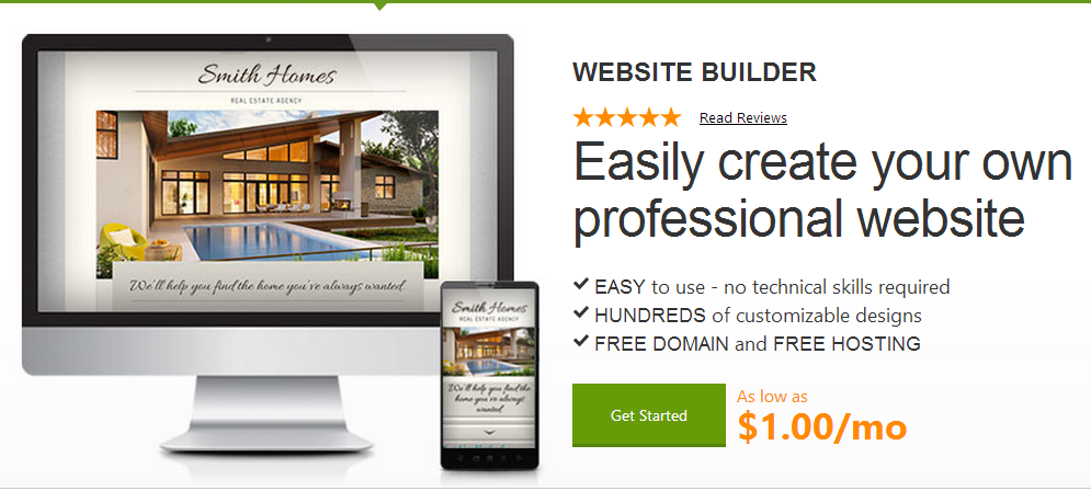 godaddy website builder tutorial pdf