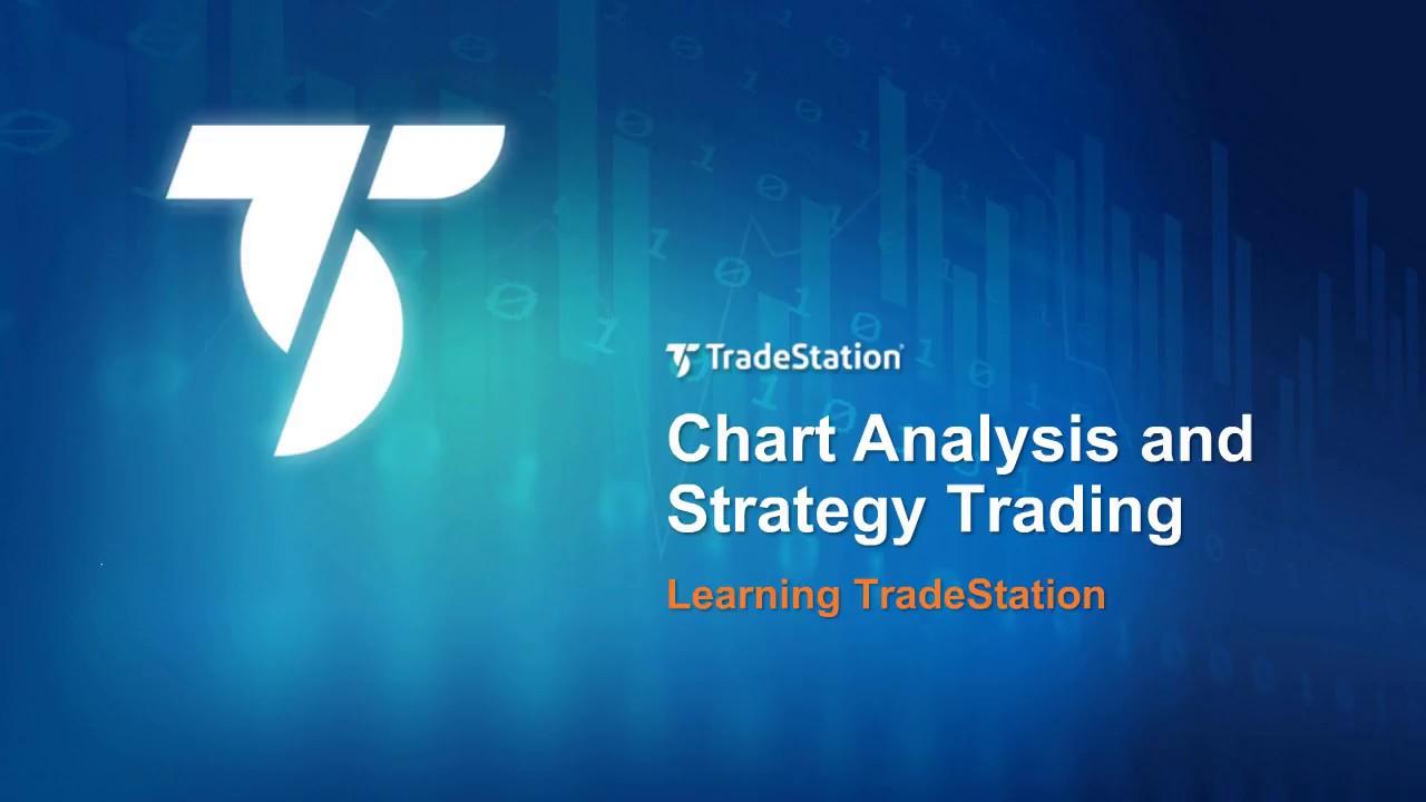 tradestation chart trading tutorial