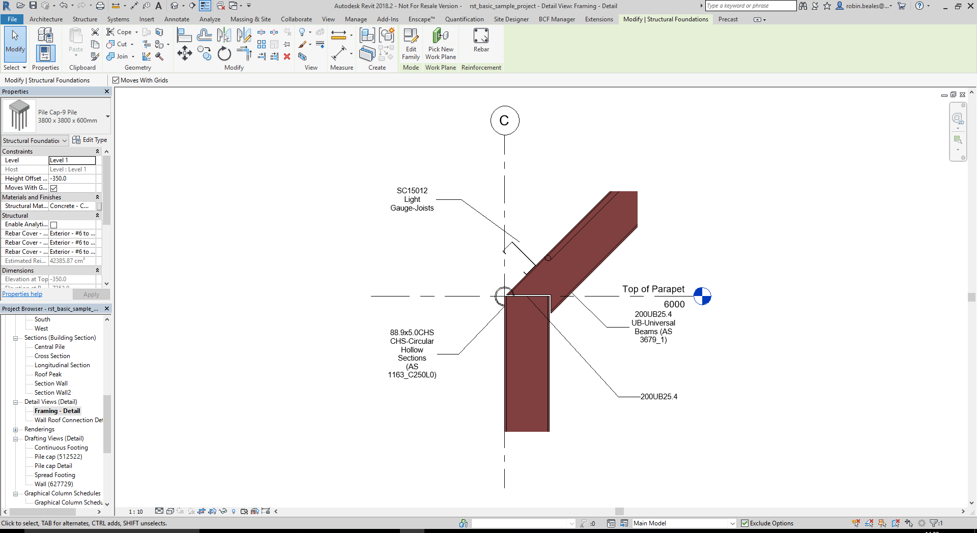 revit structure 2017 tutorial pdf