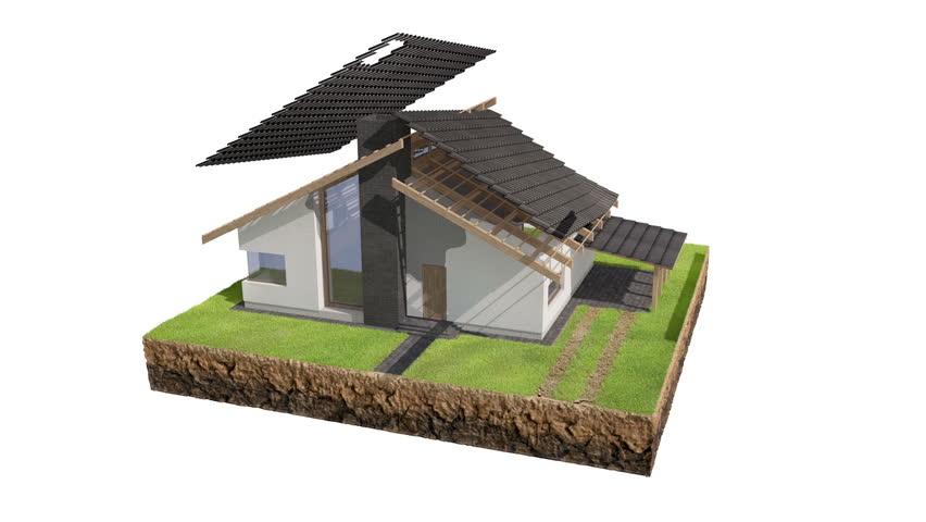 3d building construction animation tutorial