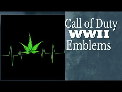 call of duty ww2 emblem tutorial