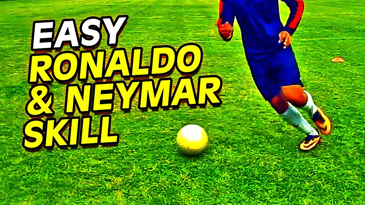 neymar skills and tricks tutorial