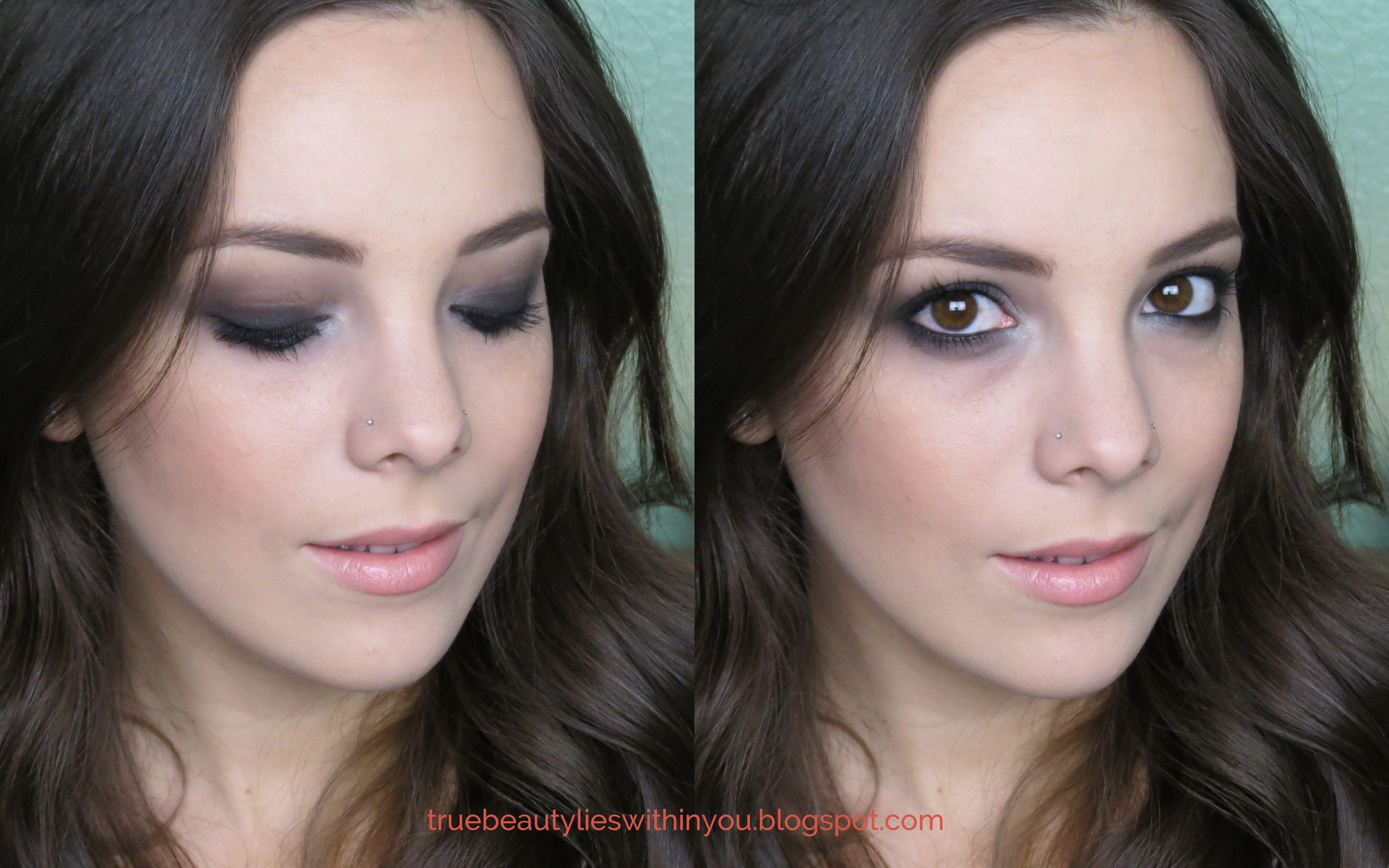 celebrity eye makeup tutorial