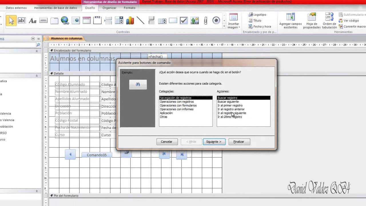 access 2010 reports tutorial