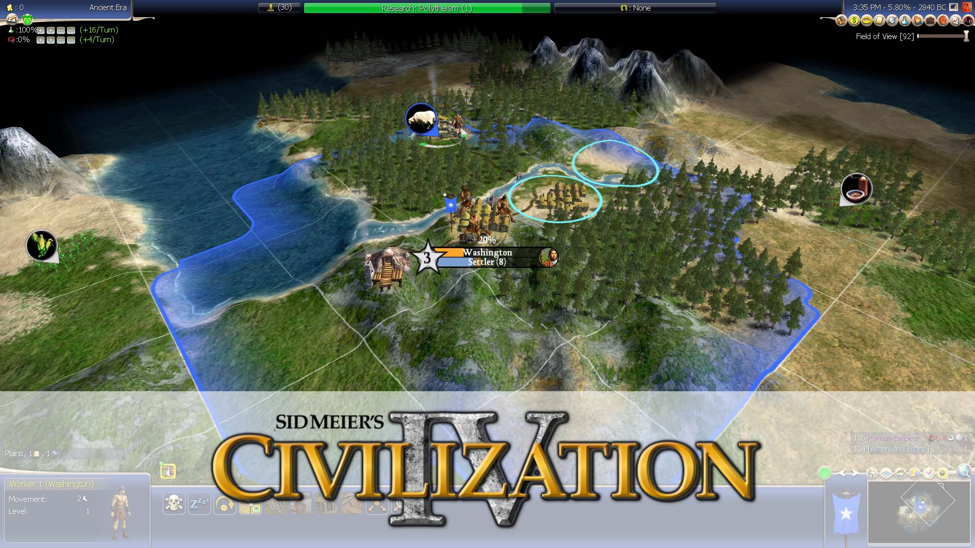civilization 5 tutorial beginner