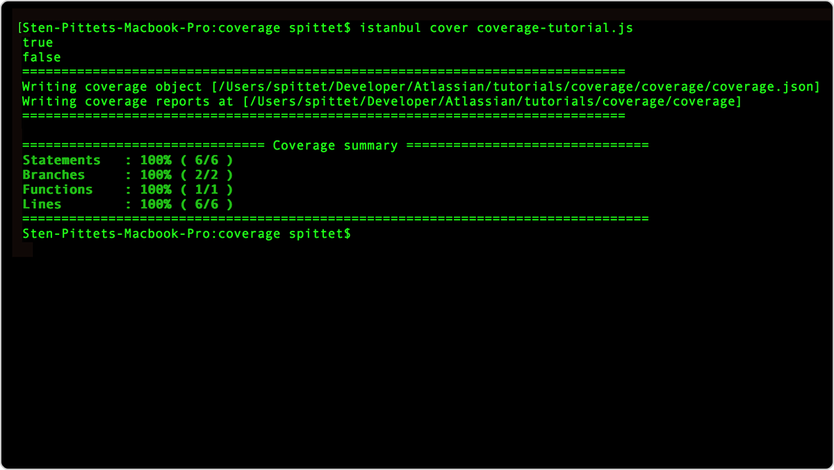 clover code coverage tutorial