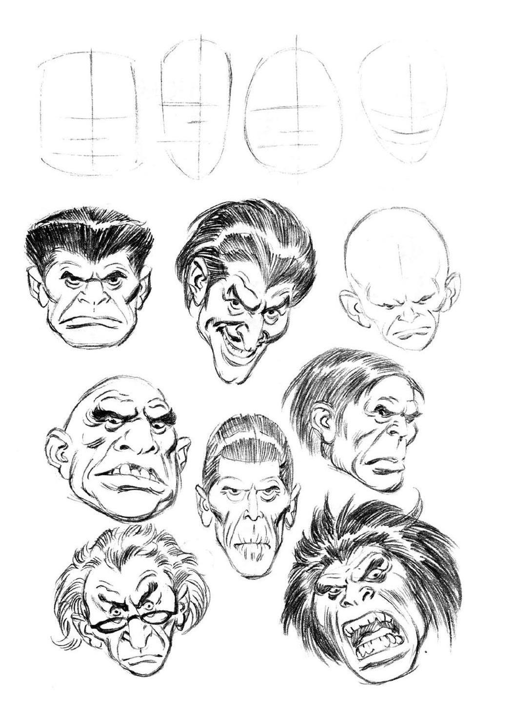 comic art style tutorial