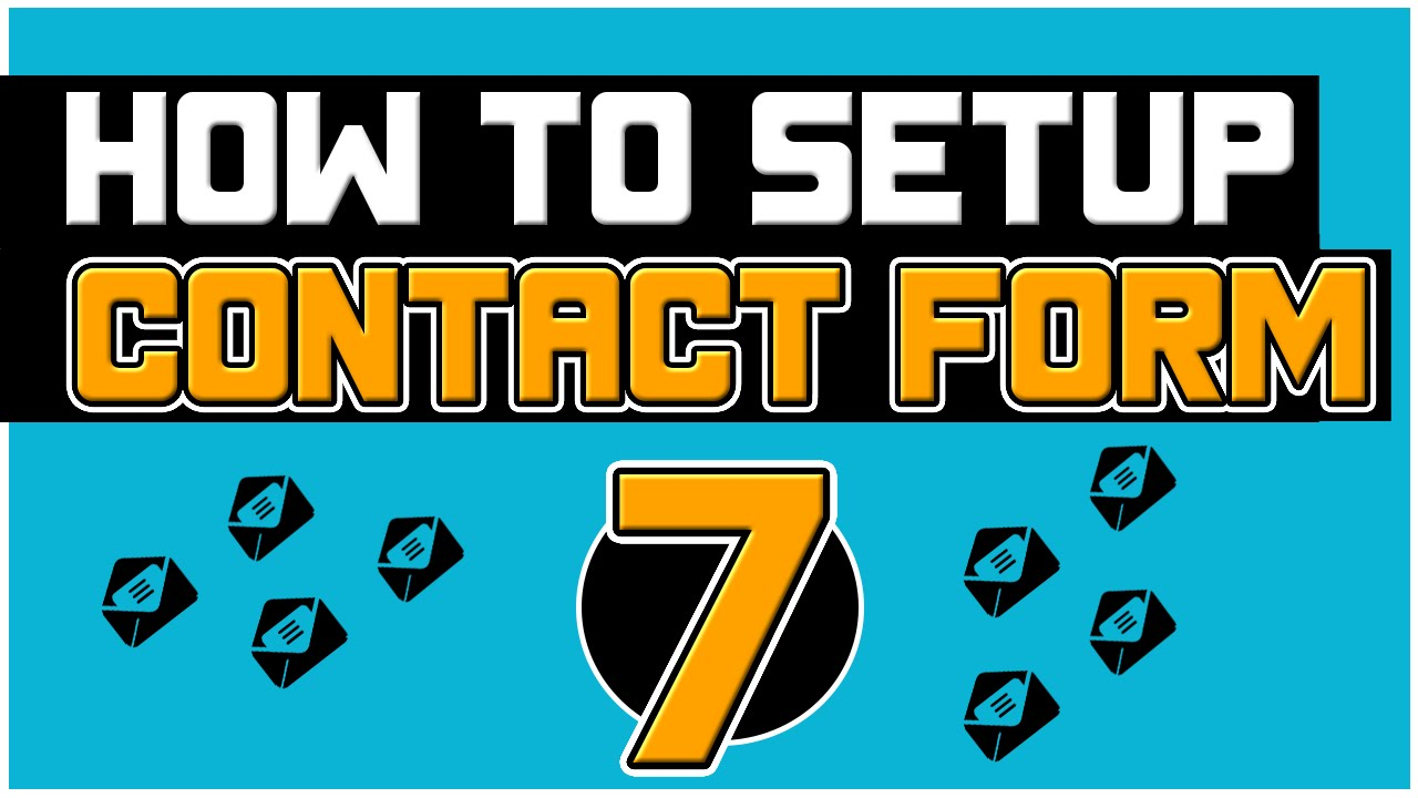 contact form 7 wordpress tutorial