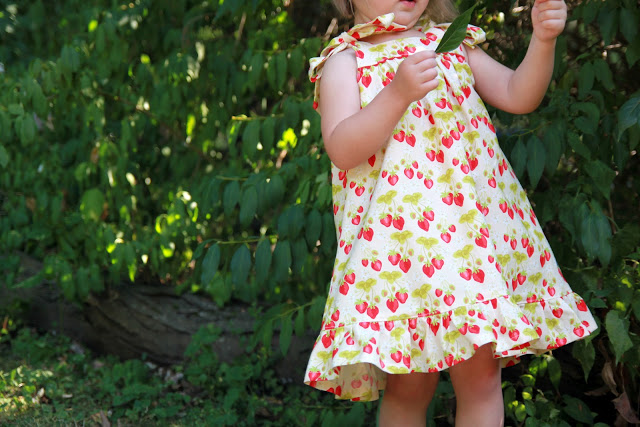 cottage mama party dress tutorial