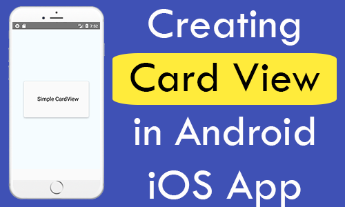 create ios app tutorial