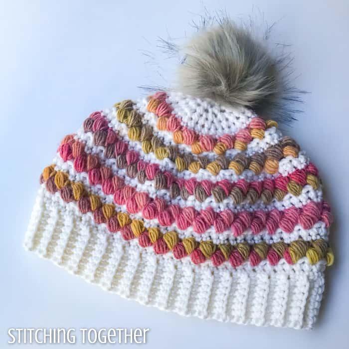 crochet fox hat tutorial