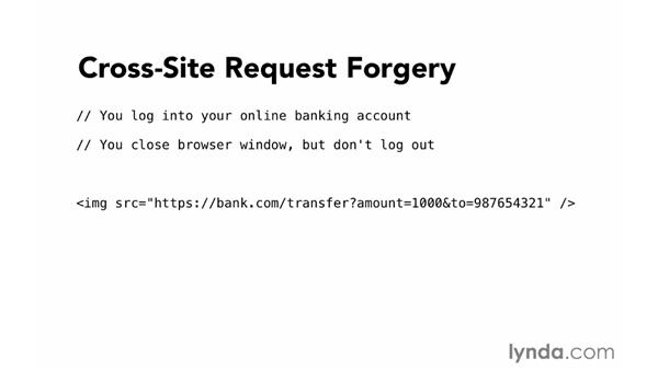 cross site request forgery tutorial