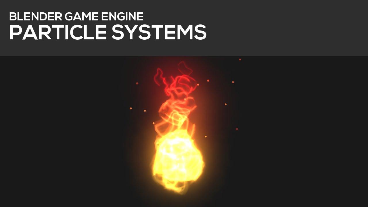 blender particle system tutorial