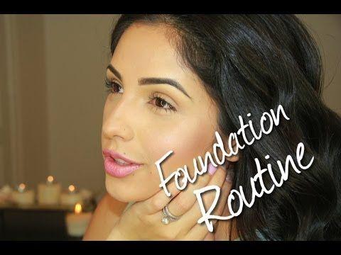 kat von d foundation tutorial