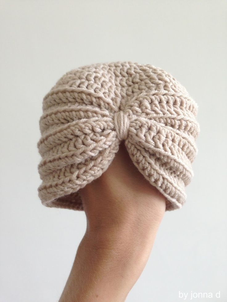knit baby headband tutorial