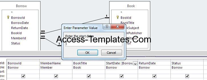 access query tutorial pdf
