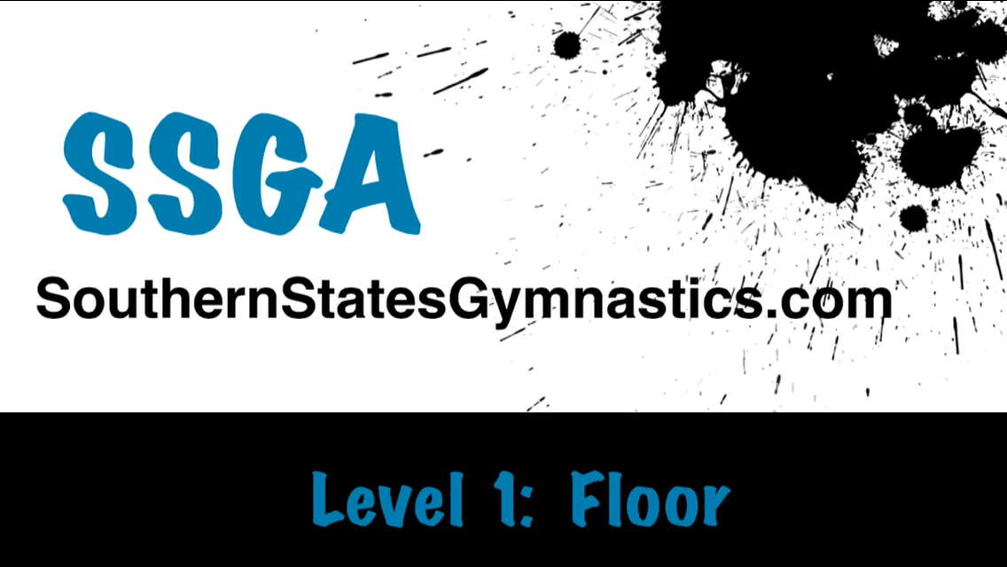 level 3 floor routine tutorial