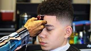 thot boy haircut tutorial