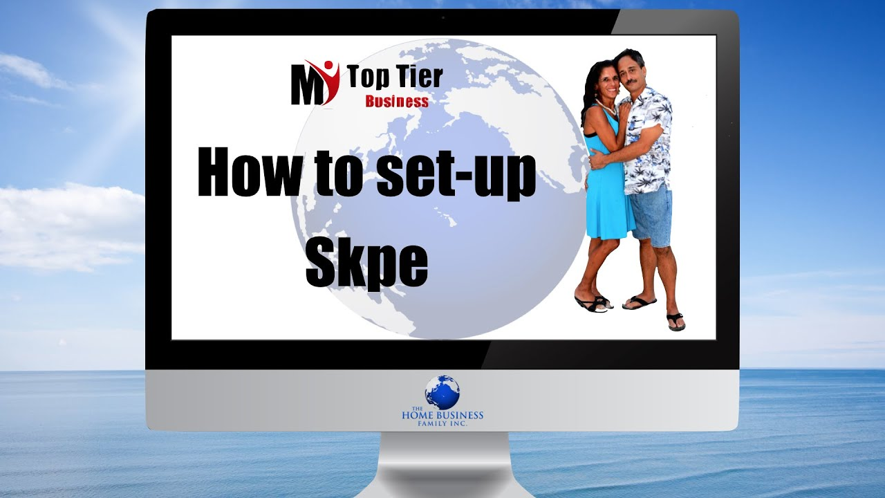 how to use skype for business video tutorial