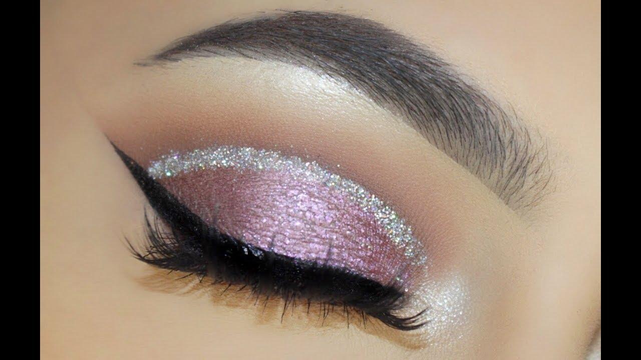 too faced glitter bomb tutorial