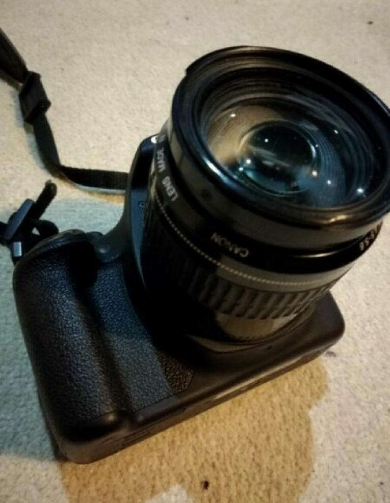 canon 1200d photography tutorial