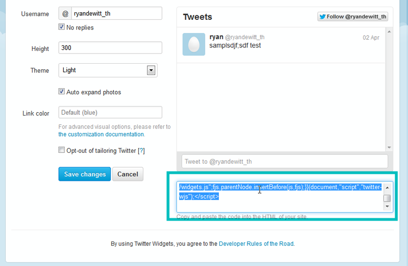 twitter api tutorial c#