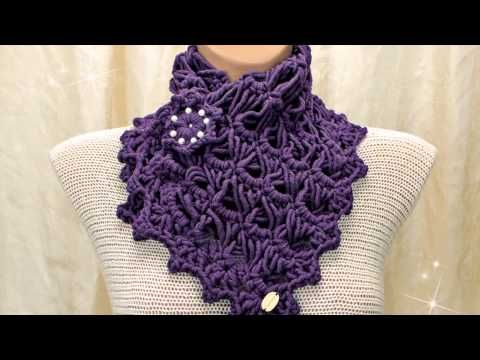 dallas dream scarf tutorial