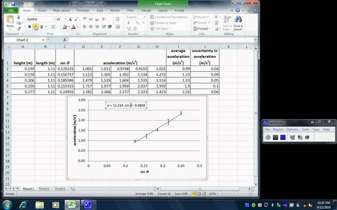 data analysis excel 2010 tutorial