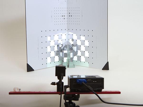 david 3d scanner tutorial